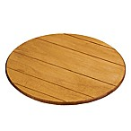 J.K. Adams 14-Inch Round Artisan Maple Lazy Susan