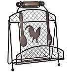 Home Essentials & Beyond Rooster Cookbook Stand