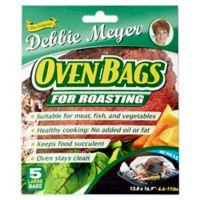 Debbie Meyer® Large Oven Bags (Set of 5)