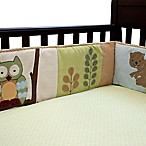 Lambs & Ivy® Enchanted Forest 4-Piece Crib Bumper