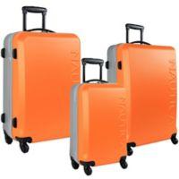 Nautica® Ahoy 3-Piece Hardside Spinner Luggage Set