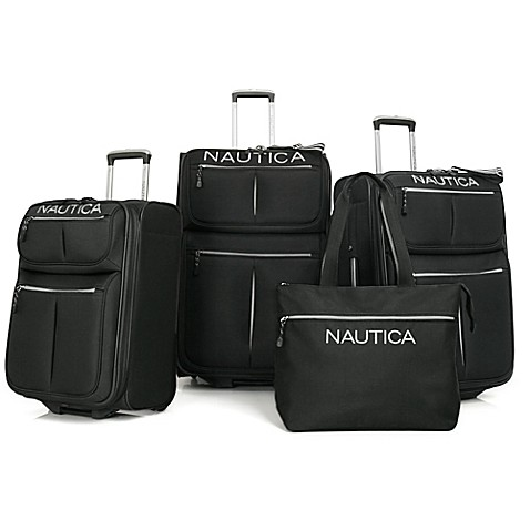 Nautica Luggage Set Bed Bath And Beyond