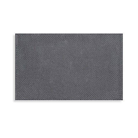 Buy Anthology 20 Inch X 33 Inch Cotton Rug In Grey From