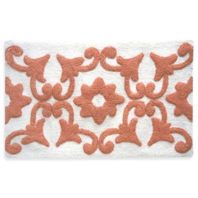 Buy Coral Colored Bath Rugs from Bed Bath & Beyond