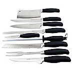 BergHOFF® Cubo 10-Piece Knife Set with Folding Bag