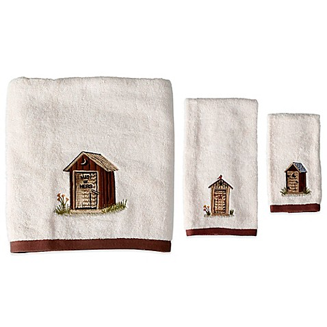 Outhouses Bath Towel Collection Bed Bath Amp Beyond