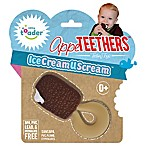 Little Toader™ AppeTEETHERS™ Ice Cream U Scream™  in Chocolate