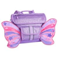Bixbee Sparkalicious Butterflyer Backpack in Purple