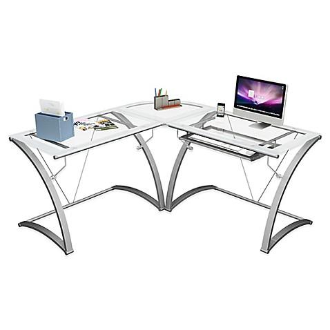 Z Line Designs Kora L Shaped Desk Bed Bath Amp Beyond