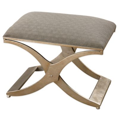 Buy Uttermost Chahna Small Bench From Bed Bath Amp Beyond