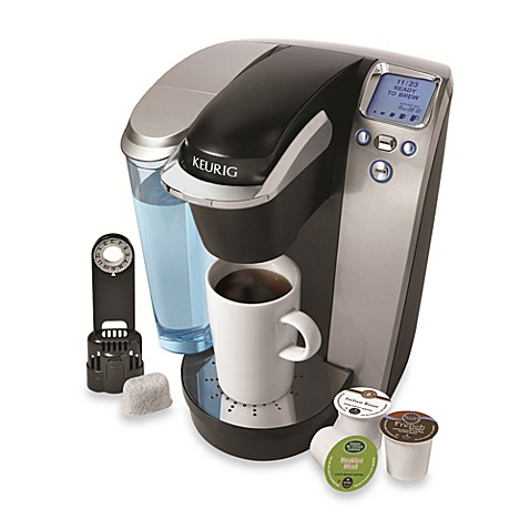 Keurig 174 K75 Platinum Single Serve Brewing System In Silver