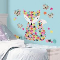 RoomMates Prismatic Fox Wall Decals