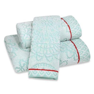 anthology bungalow bath towel