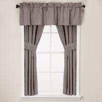 Wamsutta® Classic Stripe 14-Inch Window Valance