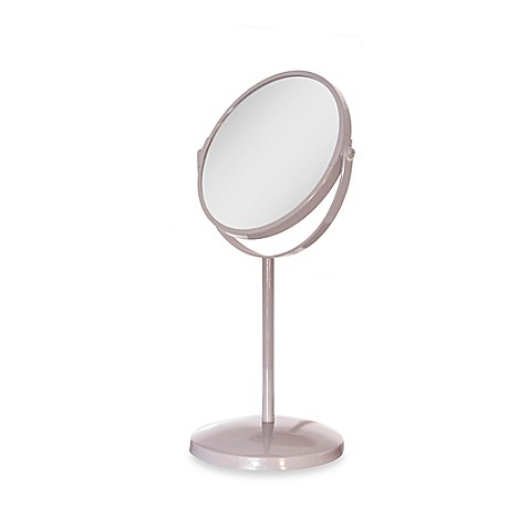 Zadro Back To School 5x 1x Dual Sided Vanity Mirror Bed