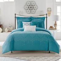 Anthology™ Scarlet European Pillow Sham in Coral