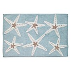 Avanti Sequin Shells Bath Rug