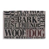 Park B. Smith Good Dog Pet Mat in Grey