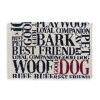 Park B. Smith Good Dog Pet Mat in Natural