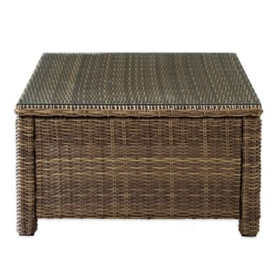 buy wicker coffee tables from bed bath & beyond