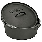 Bayou Classic® 4-Quart Cast Iron Dutch Oven with Lid