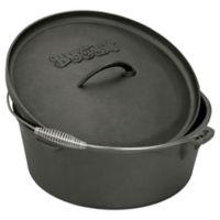 Bayou Classic® 4-Quart Cast Iron Dutch Oven with Lid