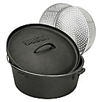 Bayou Classic® 8.5-Quart Cast Iron Dutch Oven with Lid