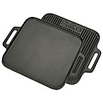 Bayou Classic® Cast Iron Reversible Square Griddle