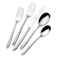 Towle® Living Satin Wave 20-Piece Flatware Set