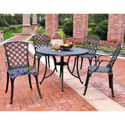 Crosley 5-Piece Sedona Outdoor Dining Set - Buy Crosley Patio Furniture From Bed Bath & Beyond