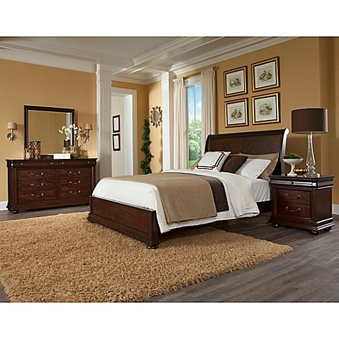 klaussner bedroom furniture klaussner parkview 6 bedroom set bed bath amp beyond 12038