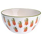 Boston International Carrot Salad Serving Bowl