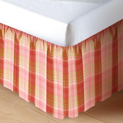 buy split king bed skirt from bed bath & beyond