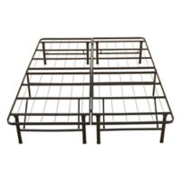 E-Rest King Metal Platform Bed Frame