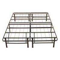 E-Rest California King Metal Platform Bed Frame