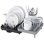 Joseph Joseph® Connect Modular Dish Rack in Grey