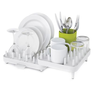 Joseph Joseph® Connect Modular Dish Rack In White