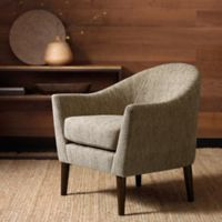 Madison Park Grayson Chair in Mirage Stainless
