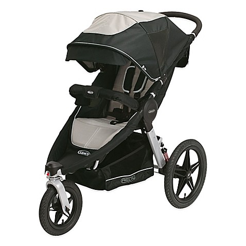 Graco 174 Relay Click Connect Performance Jogging Stroller