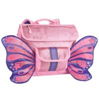 Bixbee Sparkalicious Butterflyer Backpack in Pink