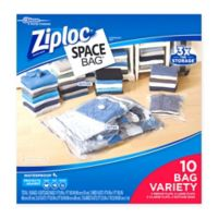 Ziploc® Space Bag® 10-Piece Combo Set
