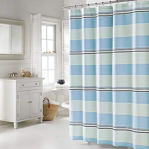 Exceptional Nautica® Makay Shower Curtain