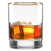 Lenox® Timeless Gold Signature Double Old Fashioned Glass