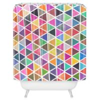 DENY Designs Garima Dhawan Unfolding Shower Curtain