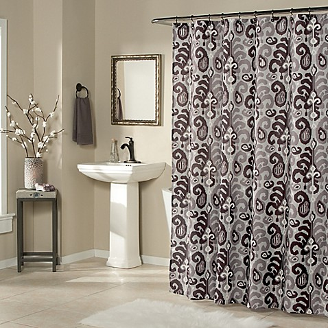 Ikat Curtains Bed Bath And Beyond
