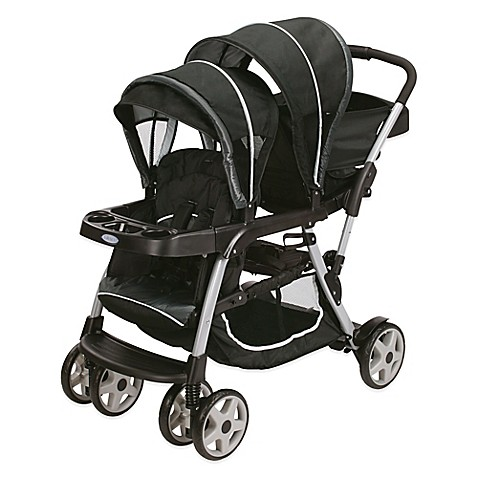 Graco Double & Triple Strollers