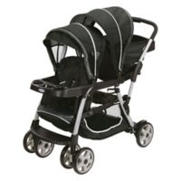 Graco Ready2GrowTM Click ConnectTM LX Stand Ride Stroller In GothamTM