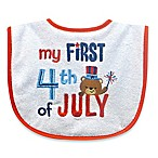 Neat Solutions®  My First 4th of July  Bib