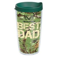 Tervis® Realtree® Best Dad 16 oz. Wrap Tumbler with Lid