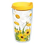 Tervis® White Daisies 16 oz. Wrap Tumbler with Lid